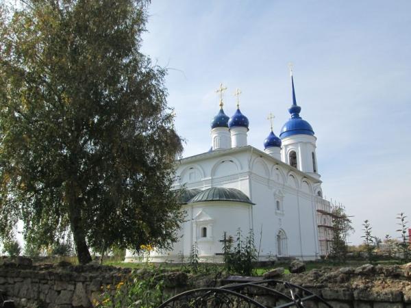 Успенский храм — 27 сентября 2014 г