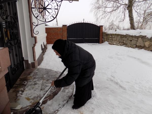 Снег в радость, а не в тягость