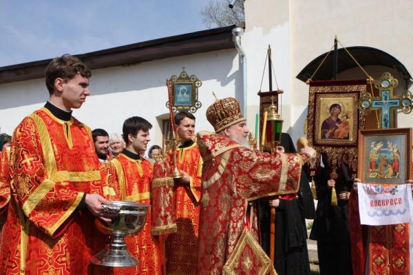 Служба митрополита Климента