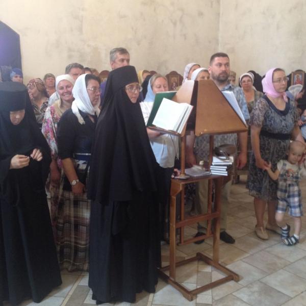 Память св вмч Пантелеимона 9 августа 2015