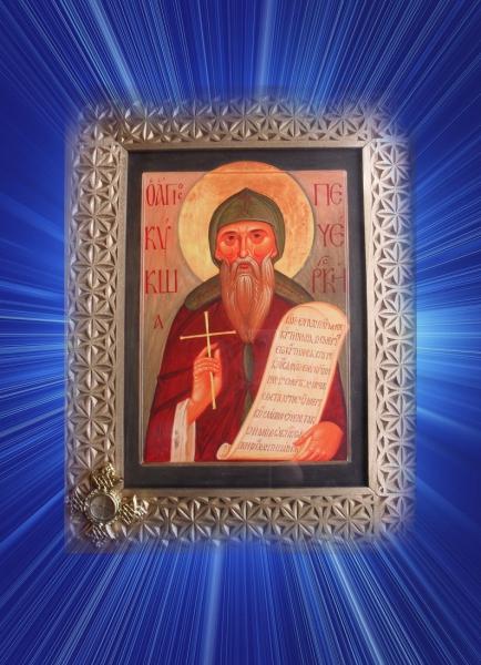 св.Кукша Печерский