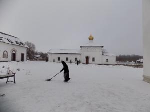 Зимние труды
