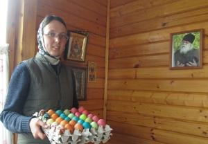 Яйца пасхальные — угощайтесь!