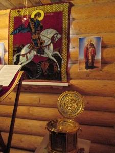 16 ноября день памяти святого великомученика Георгия Победоносца